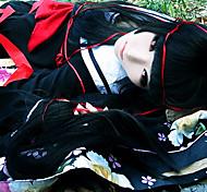 cosutme cosplay inspiré par hell girl uniforme scolaire japonais