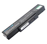 Bateria 4400mAh para msi c CR400 CR420 cr400x cr420x cx410 cx420 cx420x e ex400 ge600 ex720 gx610 GX400 GX720 EX600