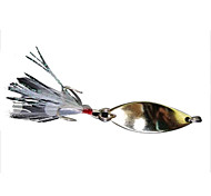 Metal Spoon Fishing Lure 10G 50MM