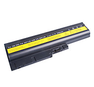 batería del ordenador portátil para IBM T60 (11.1v, 5200 mah, negro)