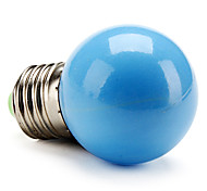 E26/E27 0.5W High Power LED 50 LM Blue G45 LED Globe Bulbs V