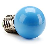 Bombillas LED de Globo G45 E26/E27 0.5W LED de Alta Potencia 50 LM Azul V