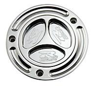 Moto Gas Cap per Suzuki (Silver)