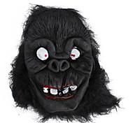Scary Gorilla Leatherface Mask Headgear for Halloween Costume Party (Random Style)