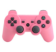 Rechargeable Bluetooth Wireless DoubleShock 3 Controller for PS3 (Retail Box, Assorted Colors)