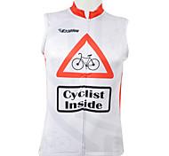Kooplus Gilet 100% Polyester vélo