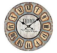Euro Country Wall Clock