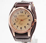 Men's Watch Rose Gold Case Dress Watch