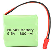 Ni-MH AAA Battery (9.6v, 800 mAh)