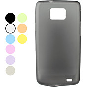 Ultrathin Protective Back Case for Samsung Galaxy S2 I9100 (Assorted Colors)