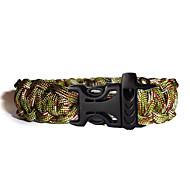 Whistle Life-saving Bracelet Camouflage