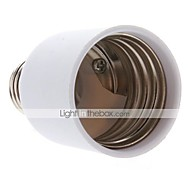 E27 to E40 LED Light Bulb Adapter Socket