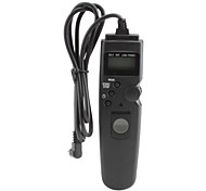 Camera Timing Remote Switch TC-1001 voor Canon, Pentax, Samsung