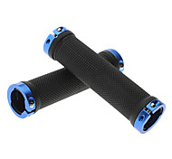 Outdoor Cycling Aluminium Plastic Handle Bar Grips(Pair)