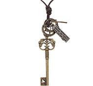 Key Viele Teile Einstellbare Lederhalsband