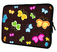 Laptop Sleeve Case Butterfly para el MacBook Air Pro / HP / Dell / Sony / Toshiba / Asus / Acer