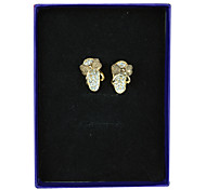 Zapatillas Diamond Earrings aleación