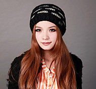Deniso-1110 Hand-sewn Fashion Knit Winter Hat