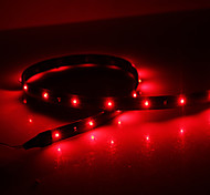 Waterproof 120cm 48-led rood LED Strip Light (12V)