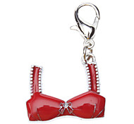 Dog tags Sexy Bra Style Collar Charm for Dogs Cats