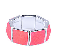 European Style Fashion Volcanic Alloy Bracelet