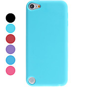 Case Style Simple souple pour iTouch 5 (couleurs assorties)