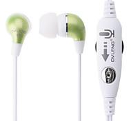 OVLENG L185 Comfort Stereo In-ear Earphone for Gaming & Skype, MSN, Yahoo!