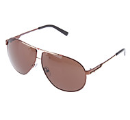 OREKA Resin Polarized Lens Monel Frame Driving Sunglasses (Assorted Color)