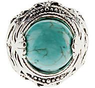 Königliche Turquoise Ring