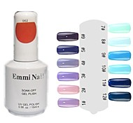 UV Color Gel Lovely Nail Polish (15ml,1 Bottle)