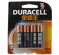 Duracell Alkaline 1.5V AA Battery (4-Pack)