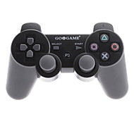 GoiGame Mix Color Wireless DoubleShock 3 Controller for PS3