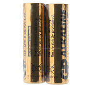 GP LR06 Alkaline 1.5V AA Battery (2-Pack)
