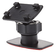 Car 360 Degree Rotatable 3M Stickup Mount Stander (HD-051C, Load Bearing: 500g)