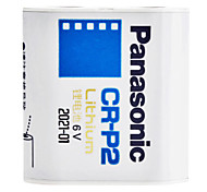 Panasonic Lithium 6V Photo Power Battery CR-P2