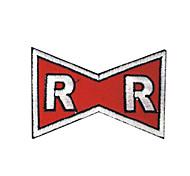 armée badge cosplay emblème z conseiller noire »