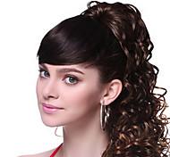 Top Grade Quality Black Wavy Hair Bang