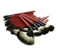 22 Makeup Brushes Set Nylon / Others / Pony / Goat Hair / Synthetic Hair Face / Eye / Lip