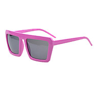 Unisex Vintage Square Sunglasses