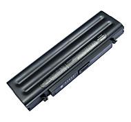 9 batería del ordenador portátil móvil para Samsung aa-aa-pb2nc6b pb2nc6b / e aa-PB4NC6B / e y más (11.1v 6600mah)