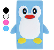 Cartoon Bonito pingüino Diseño Funda para iPod Nano 7 (colores surtidos)