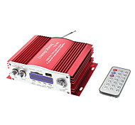 USB DVC FM Digital Player 2 Channel Output power Amplifier