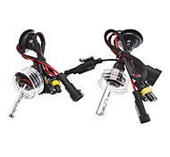 Xenon 9005 Lâmpadas HID para farol do carro (12V-55W, de 2 peças)