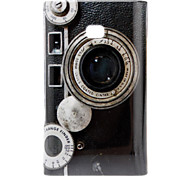 Camera Pattern Hard Case for LG E400/L3