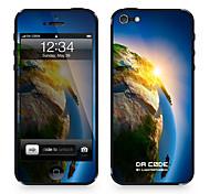 "Codice Da ™ Pelle per iPhone 4/4S: ""Sunrise on Earth"" (Universe Series)"