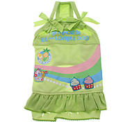 Lovely Rainbow Style Braces Skirt for Dogs (Assorted Color,XS-XL)