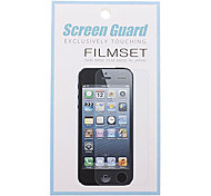 Elegant Protective Matte Screen Protector with Cleaning Cloth for Samsung Galaxy S4 I9500