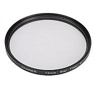 Banner 6pt 72mm Filtro Estrella para Canon, Nikon, Sony y más