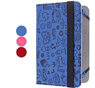 """Прочный Поворот Доступно 7 """"Кожаный чехол ноутбуков (3 цвета)"""