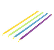 "11.5"" Colorful Bag Sealers (Set of 4)"
